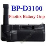 Phottix BP-D3100 Premium Grip for Nikon D3100 D3200