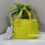 Kipling Emoli Hello Lemon หิ้วได้ สะพายได้ ใบเล็กน่ารักขนาด 9.25 x 7 x 4.75 นิ้ว