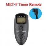 Met-F Multi-Exposure Timer Remote Control for SONY RM-S1AM S1LM A99 A77 A580 A85 รีโมทตั้งเวลาถ่าย