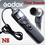 Godox Timer Remote Control MC-36 For Nikon N8 D300/D700/D800