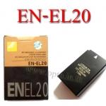 OEM Battery for Nikon EN-EL20 Nikon1 J1 J2 J3 S1 AW1 แบตเตอรี่กล้องนิคอน