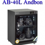 AB-40L Dry Cabinet Digital Humidity Controller ตู้กันความชื้น Andbon