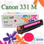 331 M Magenta For Canon LBP7100 LBP7110 TonerPrinterLaser (New Cartridge) ตลับหมึกเลเซอร์สีแดง