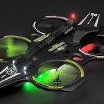 โดรน HM1314 New Product SKY CRUISER เรือรบบรรทุก อากาศยาน สีดำเขียว