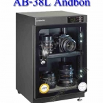AB-38L Dry Cabinet Digital Humidity Controller ตู้กันความชื้น Andbon