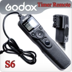 Godox Timer Remote Control MC-36 For Sony S6 A900/A700/A580 Nex