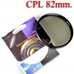 Digital Filter 82mm. CPL Circular Polarizing C-PL