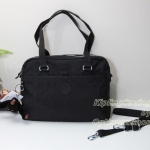 Kipling Devyn Black กระเป๋าสะพายขึ้นไหล่ หรือสะพายข้าง ขนาด L12.75 x H 9 x D 6.25นิ้ว