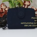 Kipling New Money True Blue เป็นกระเป๋าสตางค์ ขนาดกระชับมือ ขนาด 10 L x 18.5 H x 3.5 W cm