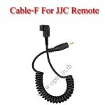 Cable-A Shutter Release Cable for CANON RS-80N3 compatible cameras 30D 40D 50D 5D 7D 1D สายต่อรีโมท สำเนา