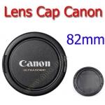 82mm. ฝาปิดหน้าเลนส์สำหรับกล้อง Canon