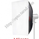 MS5070 Universal Mount, Softbox for mini studio flash 50x70CM