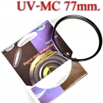 Digital Filter 77mm. UV MC Multi-Coated