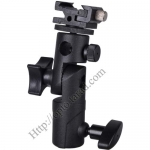 Stand H DSLR Flash Shoe Umbrella Holder Swivel Light