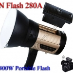 Wireless Portable Flash Studio N Flash 280A