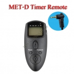 Met-D Multi-Exposure Timer Remote Control for PANASONIC DMW-RS1 GH4 GX7 GF1 FZ50 รีโมทตั้งเวลาถ่าย