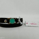 Kipling AC7450 Leather Bracelet Maroon จาก Kipling คอลเล็กชั่นพิเศษ Limited Edition
