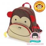 กระเป๋าเป้ ลายลิง