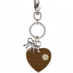 Kipling Keyhanger Heart S Glitter