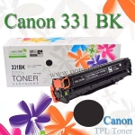 331 BK Black For Canon LBP7100 LBP7110 TonerPrinterLaser (New Cartridge) ตลับหมึกเลเซอร์สีดำ