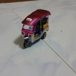 รถตุ๊กตุ๊กจำลอง ของที่ระลึก SIZE S (11917)