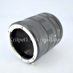 3 Ring Macro Extension Tube for Pentax Len