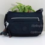 Kipling Syro True Blue กระเป๋าสะพายข้าง ทรงสวย เหมาะกับสาวหวานๆ ขนาด L12.25 x H 8.75 x D 5 นิ้ว