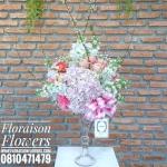 แจกันดอกไม้วันเกิด ไฮเดรนเยีย-ซากุระ