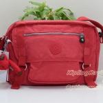 Kipling Gracy Cayenne กระเป๋าสะพายข้าง ทรงเก๋ เหมาะกับสาวสมัยใหม่ ขนาด L11.75 x H 8.25 x D 4.75 นิ้ว
