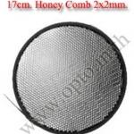 2x2mm. Honey Comb Grid for Standard Reflect Dish 170mm