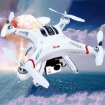 โดรนติดกล้อง gopro CX20 โดรนติด GPS สามารถใช้ร่วมกับaction cam gopro sjcam sportcam รุ่นต่างๆ ที่ขนาดเท่าgopro ได้