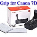 OEM Grip for Canon 7D BG-E7