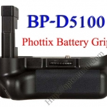 Phottix BP-D5100 Premium Grip for Nikon D5100 D5200