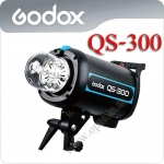 QS300 Godox Professional Photo Studio Strobe Flash Light 300Ws