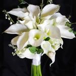 Calla Lily | ช่อดอกไม้งานแต่งกับความงามที่บริสุทธิ์ - ร้านดอกไม้ฟลอเรซอง