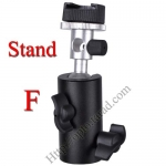 Stand F DSLR Flash Shoe Umbrella Holder Swivel Light