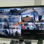 งานติดตั้ง IP CAMERA 14จุด โรงงานซ่อมเครื่องจักอุตสาหรกรรม ระยอง