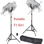 F2 Set1 Portable set Flash TT560 and Trigger MT-16
