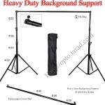 Background Stand Set Heavy Duty Backdrop S-23