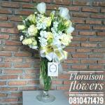 แจกันดอกไม้ แสดงความยินดี หรูหรา สไตล์อังกฤษ