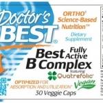 DOCTER'S BEST