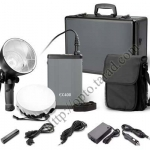 EX400 Portable Studio Strobe Flash Light 400Ws