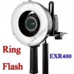 EXR400 Portable Studio Ring Flash Light 400Ws