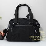 Kipling Dania Black กระเป๋าสะพายไหล่ หรือสะพายข้าง ขนาด L13 x H 8.5 D 6.25นิ้ว