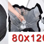 KS80120 Bowen's Mount, Umbrella SoftBox With Grid, Retangular 80×120CM