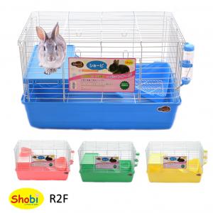 กรงกระต่าย 2 ชั้น R2F