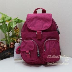 Kipling Lovebug Strawberry Ice กระเป๋าสะพายเล็ก ทรงและขนาดเดียวกับ Firefly n ขนาด L9 x H 11.75 x D 6.25 นิ้ว