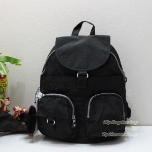 Kipling Firefly LN Black กระเป๋าสะพายขนาดกลาง ขนาด L 10.25 x H 13 x D 7.25 นิ้ว