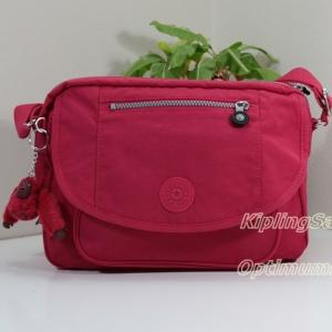 Kipling Analise กระเป๋าสะพายข้าง ทรงเก๋ ช่องเยอะ เหมาะกับสาวสมัยใหม่ ขนาด 30.5 L x 22.5 H x 11 W cm