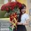 กล่องดอกไม้วันเกิด กุหลาบแดง (Premium) thumbnail 3